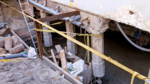 Commercial Foundation Repair in Riverview